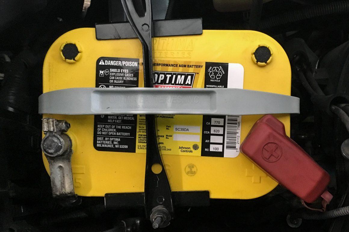 best battery for minivan