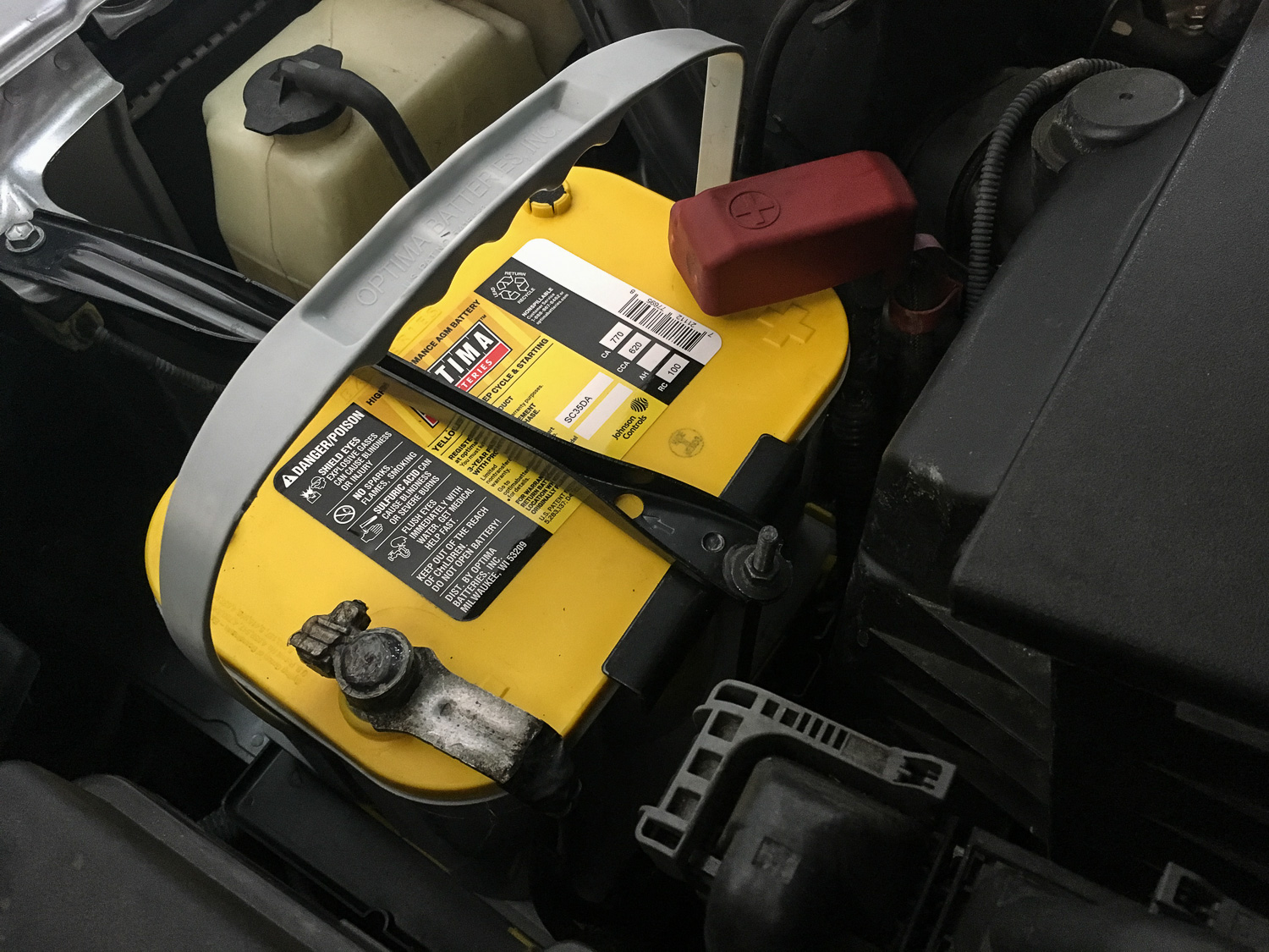 best battery for minivan