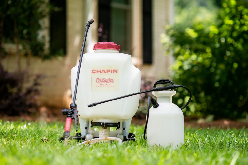 DIY Pest Control Sprayers