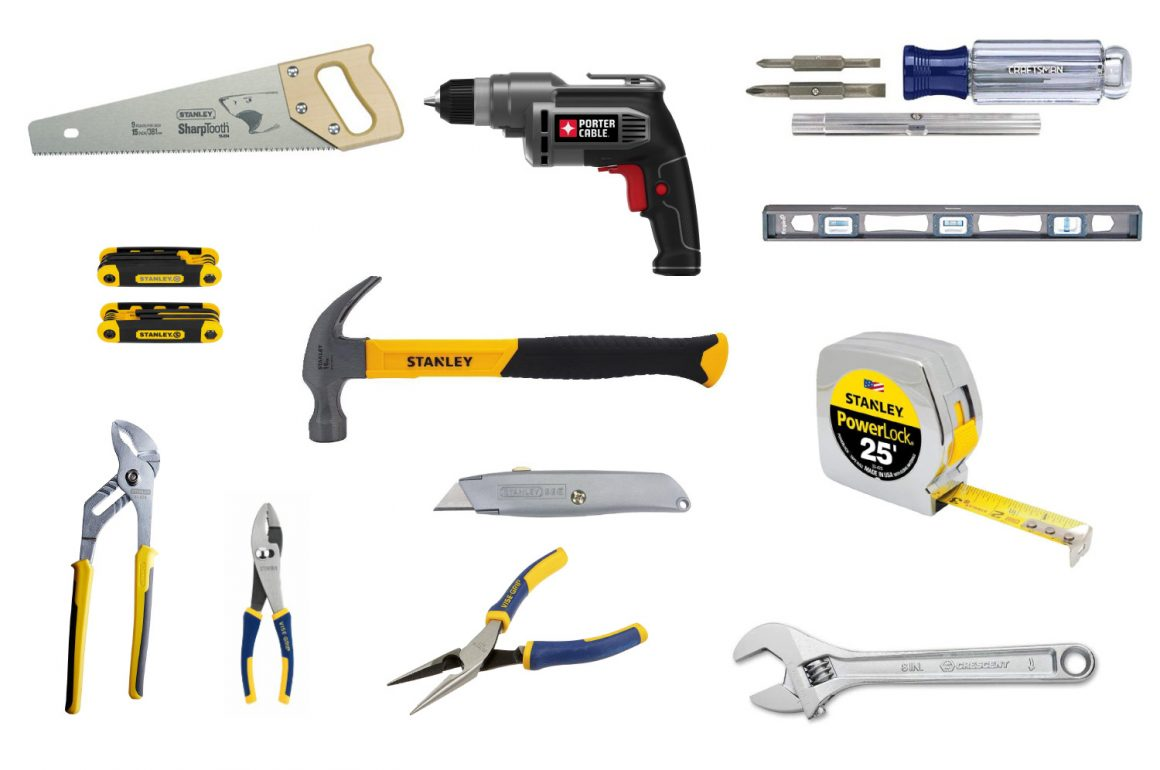 Tool starter kit