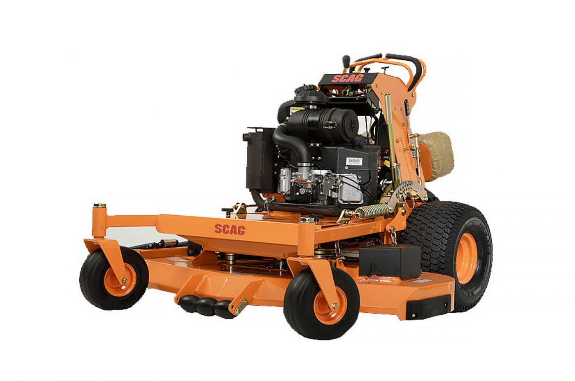 Scag commercial mower