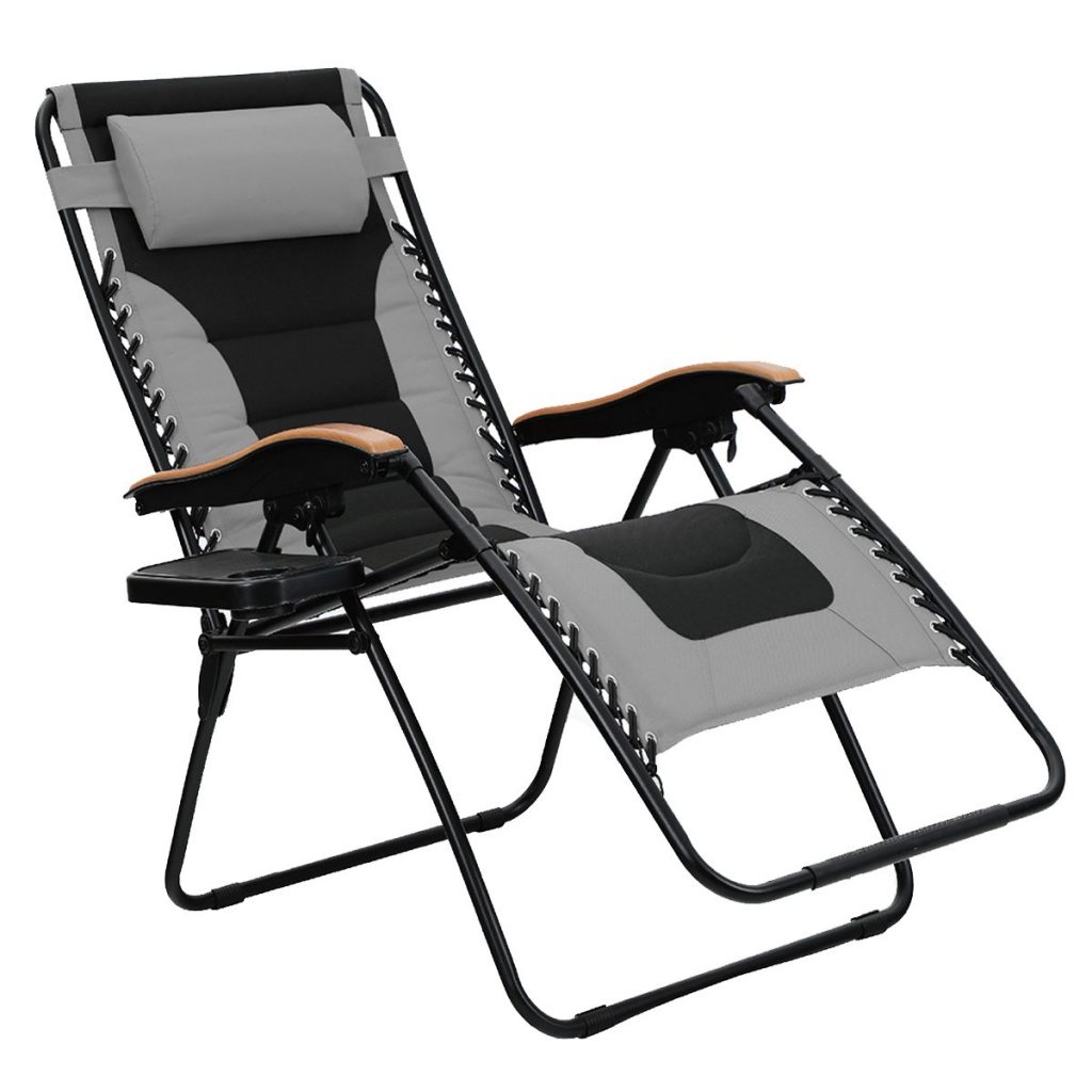 Padded Extra Large Zero Gravity Chair