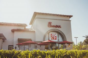 Chick-fil-A, Thousand Oaks, California, Moorpark Rd