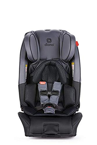 Diogo radian car seat narrow to fit three across