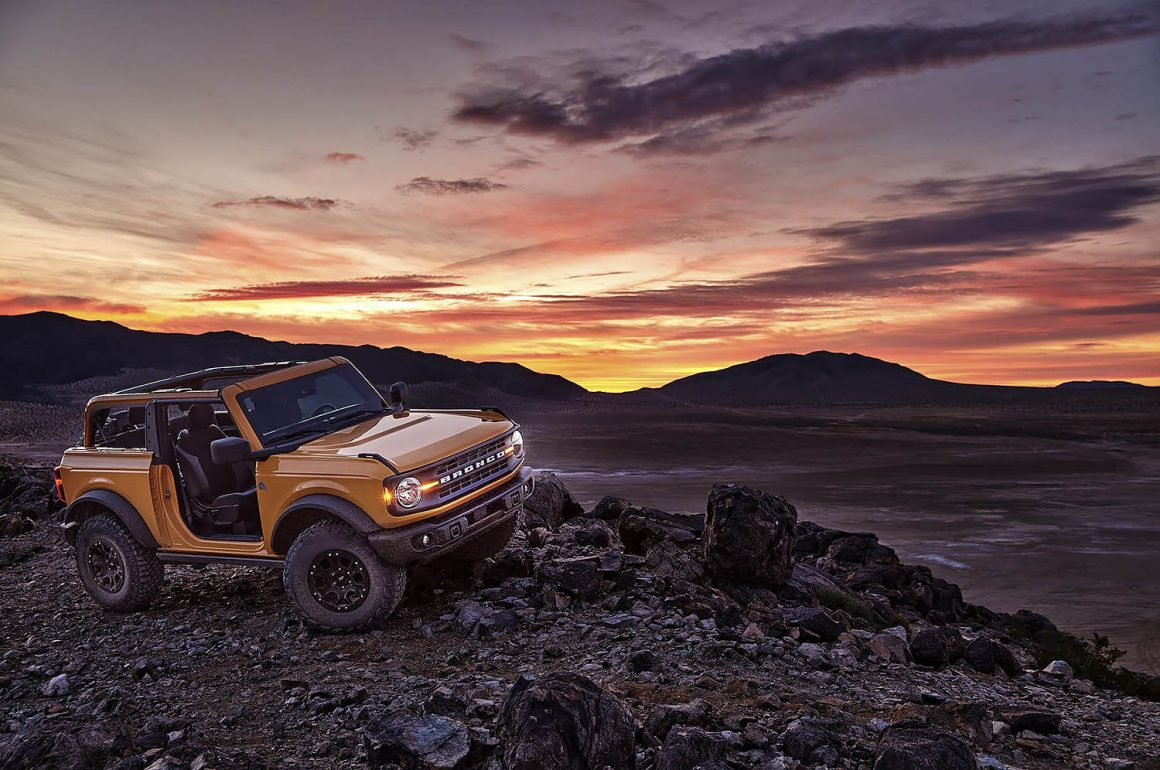 All-New Ford Bronco